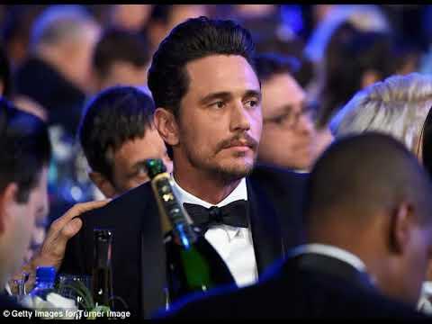 James Franco attends SAG Awards after harassment claims '