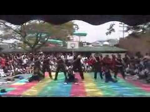 Los Muchachos! (Competencia de Baile Los Robles Promo XI)
