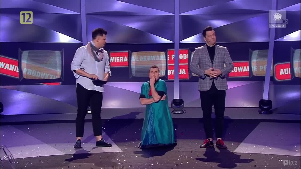 X Płocka Noc Kabaretowa: Paranienormalni – Lokowanie produktu