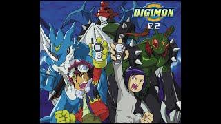 Digimon Adventure 02 - Jetzt ist es soweit (Long Version)