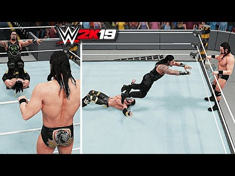 Top 10 NEW Assisted Finishers They Need To Add in WWE 2K19!