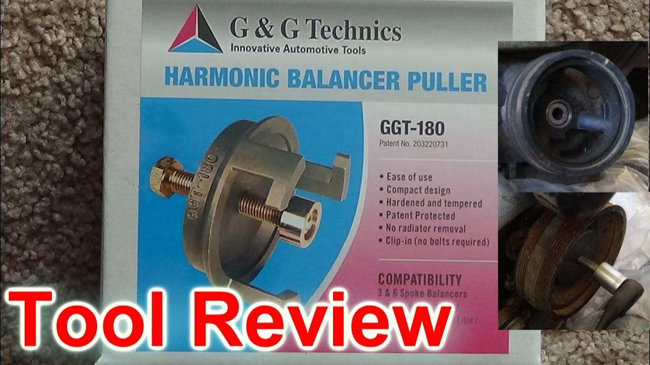OEMTOOLS 25264 GM Harmonic Balancer Puller  25264