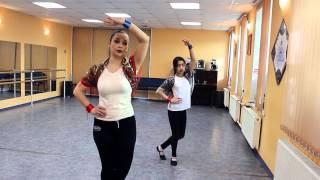 Русь танцевальная 2016 обучающее видео - урок 5