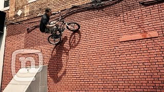 BMX Street Rider Desmond Rhodes - The King Of NYC Streets: Asphalt NYC