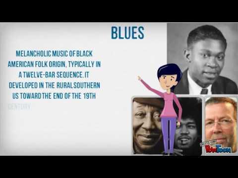 What is RnB/ R&B/ Rhythm and Blues?