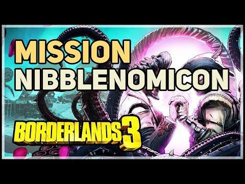 The Nibblenomicon Borderlands 3 |