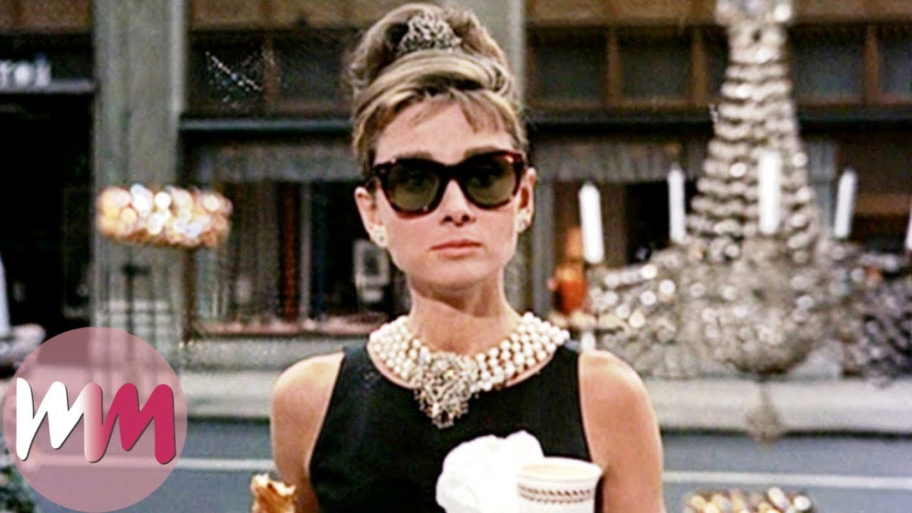 2fd899b29c5 Top 10 Most Iconic Audrey Hepburn   Givenchy Looks - YouTube