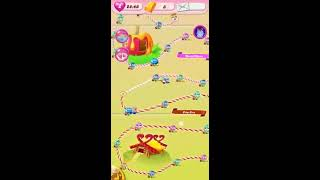 Candy Crush Saga on Combos on Level 1 to 1000