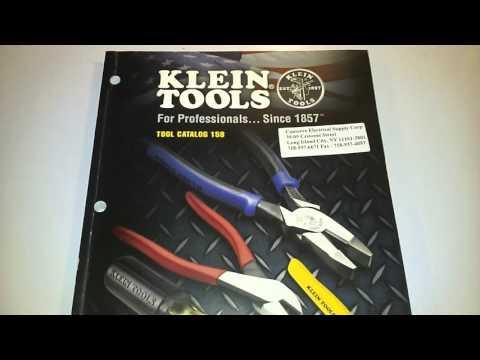 The Klein Tools D213-9NETP Lineman Pliers
