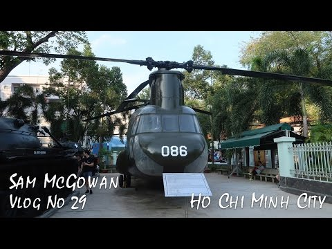 Discovering Ho Chi Minh City (Saigon) on Vietnam's Independence day