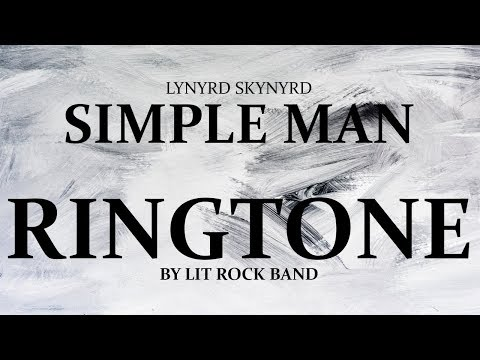 Lynyrd Skynyrd   Simple Man Ringtone and Alert