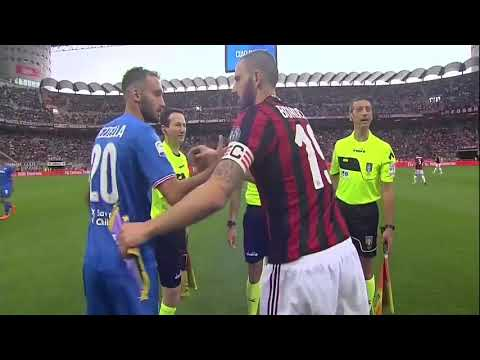 Fiorentina Milan 1-5   HD GOL