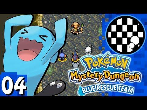 Pokemon Mystery Dungeon: Blue Rescue Team   PART 4