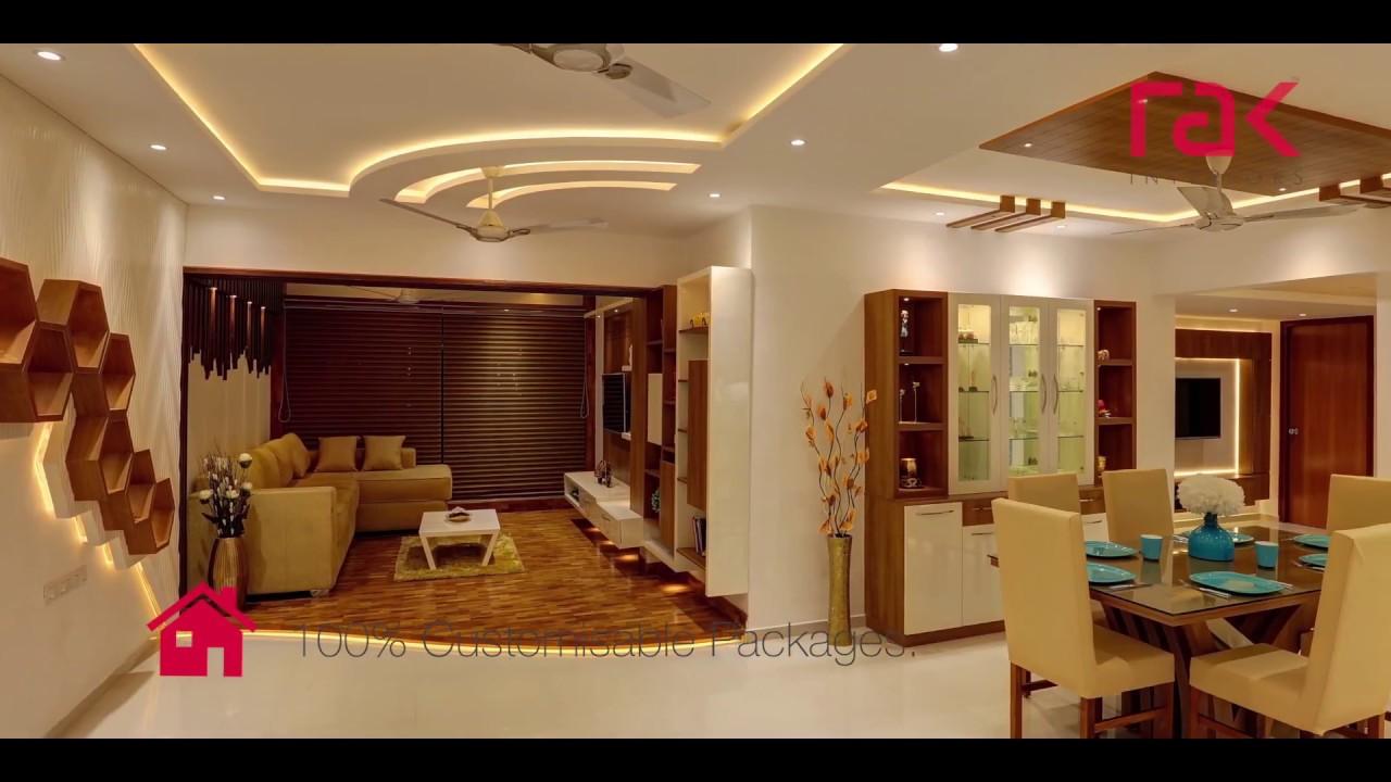 Apartment Interior Project By Rak Interiors At Rds Aura
