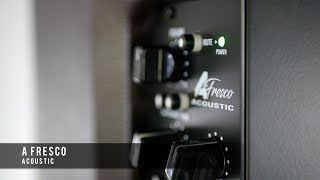 Laney A-Fresco Acoustic Amplifier Demo