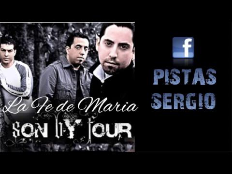 LA FE DE MARIA - SON BY FOUR - KARAOKE
