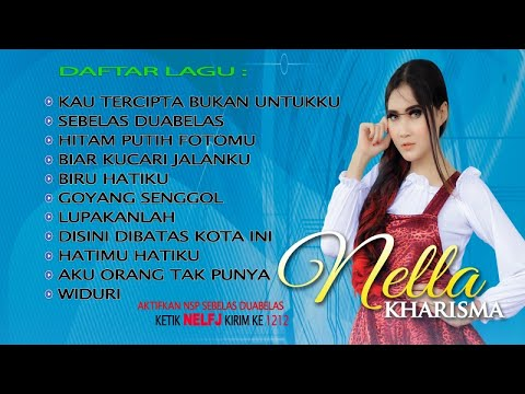 Nella Kharisma, Mona. L, Rany .S - Lagu-Lagu Terbaik Bikin Hidup Lebih Hidup (Full Track Album )