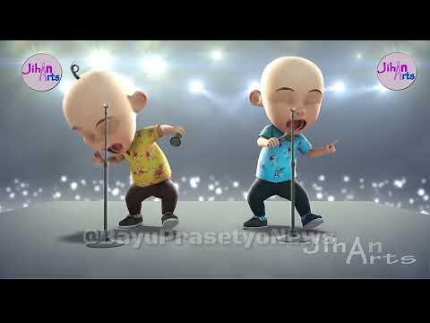Upin-Ipin ft. Telletubies -Bidadari kesleo