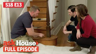 ASK This Old House | Loose Railing, Smart Thermostat (S18 E13) FULL EPISODE