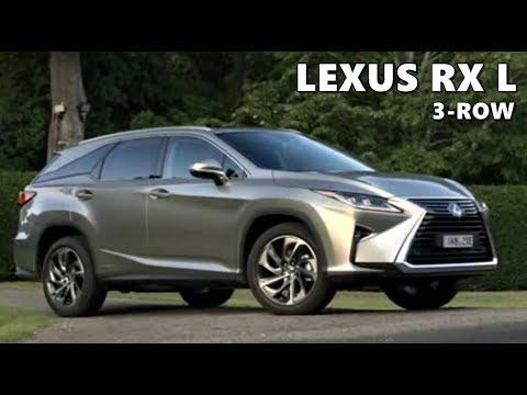 Lexus 3 Row Suv >> Lexus Rx L Long 2018 3 Row Suv Detailed Look