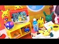 WHAT IS THIS JAPANESE CUTENESS? Miniature Pokemon Furniture Rement Unboxing Dollhouse DIY
