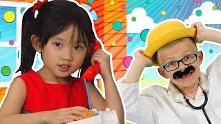 Miss Polly | Little Wiggles Nursery Rhymes | WigglePop