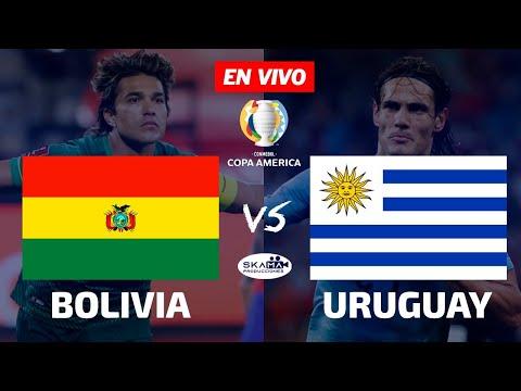 BOLIVIA vs URUGUAY EN VIVO 🔴 COPA AMÉRICA 2021 NARRACIÓN EMOCIONANTE