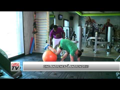 Capital TV Povestea Fitness Scandinavia