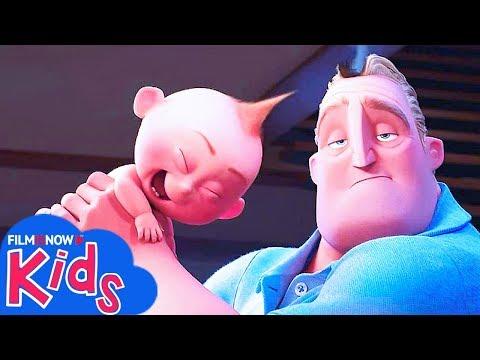 GLI INCREDIBILI 2 | Secondo Trailer Italiano per la Famiglia Parr