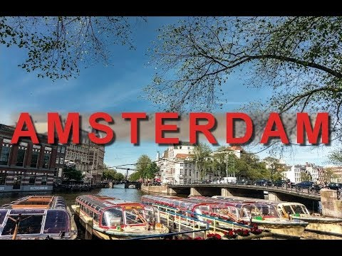 Amsterdam 2017 - team trip