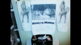 Do It Yourself Bathroom Makeover (Marilyn Monroe)