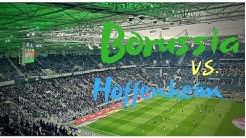 Borussia Mönchengladbach vs. TSG 1899 Hoffenheim - Fußball Bundesliga - Saison 19/20 Borussia Park