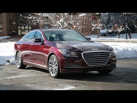 2016 Hyundai Genesis The Luxury Sedan You Never Knew You Wanted