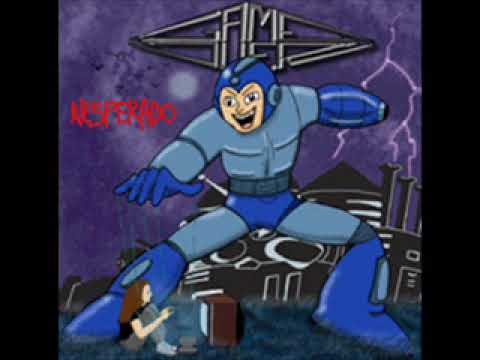 Game Over Mega Man 2