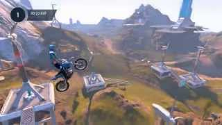 Trials Fusion | Sacando Permiso de Conducción | PC Gameplay