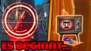 THE BEGINNING OF THE END! | What happens in Fortnite?? Fortnite Battle Royale
