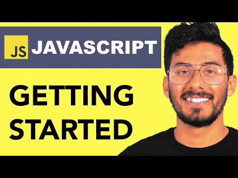 Javascript Tutorial for Beginners 2020 - #1 Introduction to Javascript thumbnail