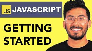 Javascript Tutorial for Beginners 2020 - Part 1: Run Your First Program