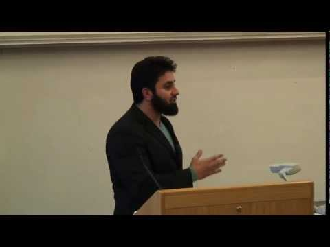 """Debate: """"Atheism is the Only Rational Conclusion"""" with Hamza Tzortzis (1 of 3)"""