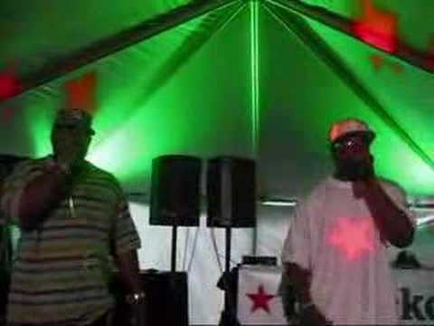 Beatboxer Entertainment Presents: Rahzel and Masai Electro