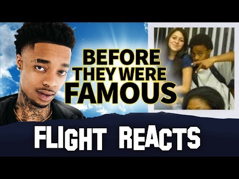 FlightReacts | Before They Were Famous