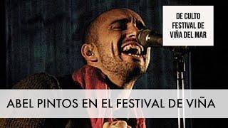 ABEL PINTOS BAILANDO CON TU SOMBRA FESTIVAL DE VIÑA #VIÑA #CHILE #ABELPINTOS