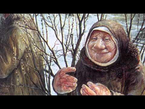 Байка кандрата крапівы дзед и баба