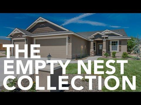Sunrise Homes of Idaho Empty Nester Collection