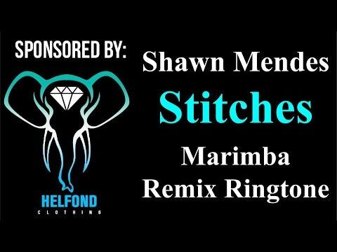 Shawn Mendes - Stitches Marimba Ringtone and Alert