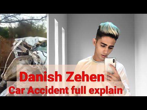 Danish Zehen death Car accident in Mumbai full explain😥