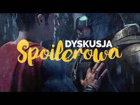 Batman v Superman - dyskusja (feat. Komiksomaniak & UncleMroowa)
