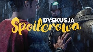 batman v superman dyskusja feat komiksomaniak unclemroowa