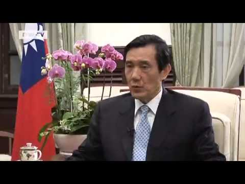 Ma Ying-jeou,President of the Republic of China (Taiwan) | Journal Interview