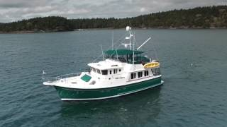 2005 Selene Ocean Trawler 50 Widebody